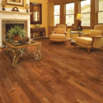 Horizen Flooring presents to you a picture of a maple wide plank hardwood flooring, manufactured by Eagle Creek Floors. Color: Maple Farms.