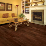Horizen Flooring presents to you a picture of a birch wide plank hardwood flooring, manufactured by Eagle Creek Floors. Color: Birch Classic.