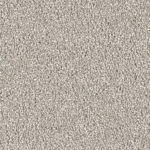 Horizen Flooring presents to you a picture of a 100% PureColor TM Solution Dyed BCF polyester carpet, manufactured by DreamWeaver. Color: Silver Lining 830.