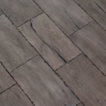 Horizen Flooring presents to you a picture of a subway tile pattern Oak hardwood flooring, manufactured by Regal Hardwoods. Color: 30th Street