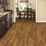 Horizen Flooring presents to you a picture of an acacia wide plank hardwood flooring, manufactured by Eagle Creek Floors. Color: Authentic Natural Acacia