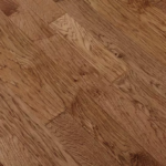 Horizen Flooring presents to you a picture of a 7-ply baltic birch core Hickory hardwood flooring, manufactured by Regal Hardwoods. Color: Riviera