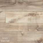 Horizen Flooring presents to you a picture of a 12mm Laminate flooring, manufactured by Knoas Flooring. Color: Ivory.