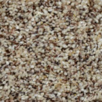 Horizen Flooring presents to you a picture of a 100% PureColor TM Solution Dyed BCF polyester carpet, manufactured by DreamWeaver. Color: Buckwheat 860