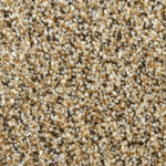 Horizen Flooring presents to you a picture of a 100% PureColor TM Solution Dyed BCF polyester carpet, manufactured by DreamWeaver. Color: Salt Pepper 736.