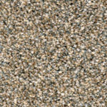 Horizen Flooring presents to you a picture of a 100% PureColor TM Solution Dyed BCF polyester carpet, manufactured by DreamWeaver. Color: Taupestone 787.