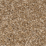 Horizen Flooring presents to you a picture of a 100% PureColor TM Solution Dyed BCF polyester carpet, manufactured by DreamWeaver. Color: Toffee Crunch 3849.