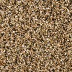 Horizen Flooring presents to you a picture of a 100% PureColor TM Solution Dyed BCF polyester carpet, manufactured by DreamWeaver. Color: Venetian Gold 308.