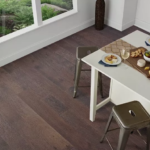 Horizen Flooring presents to you a picture of a 7-ply baltic birch core Oak hardwood flooring, manufactured by Regal Hardwoods. Color: Briarstone Way.