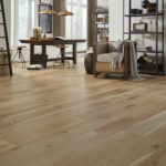 Horizen Flooring presents to you a picture of an oak wide plank hardwood flooring, manufactured by Eagle Creek Floors. Color: Tysdale Oak.