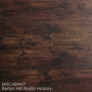 Horizen Flooring presents to you a picture of a 100% waterproof luxury vinyl plank flooring, manufactured by Knoas Flooring. Color: Barton Hill Rustic Hickory.