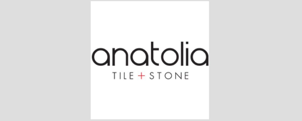 This is a picture of Anatolia tile and stone flooring company logo