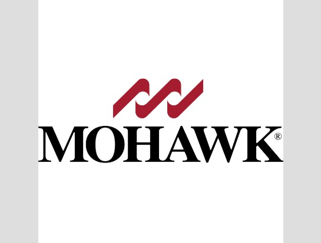 This is a picture of Mohawk Industries flooring company logo
