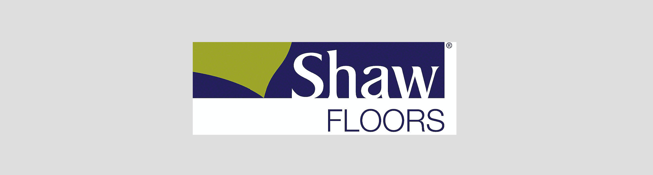 This is a picture of Shaw Floors flooring company logo