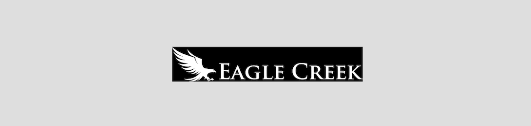 This is a picture of Eagle Creek Floors flooring company logo