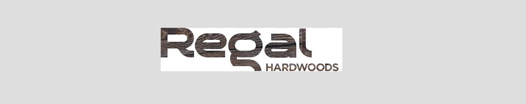 This is a picture of Regal Hardwoods flooring company logo