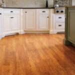 Horizen Flooring presents to you a picture of a luxury vinyl plank flooring, manufactured by Eagle Creek Floors in the Syncorex collection. Color: Laurel Cherry