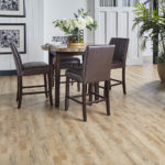 Horizen Flooring presents to you a picture of a luxury vinyl plank flooring, manufactured by Eagle Creek Floors in the Syncorex collection. Color: Woodruff