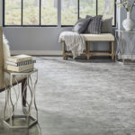 Horizen Flooring presents to you a picture of a luxury vinyl tile flooring, manufactured by Eagle Creek Floors in the Syncorex collection. Color: Peppertree