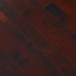 Horizen Flooring presents to you a picture of a 7-ply baltic birch core Hickory hardwood flooring, manufactured by Regal Hardwoods. Color: Canyon Ridge.