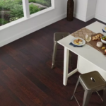 Horizen Flooring presents to you a picture of a 7-ply baltic birch core Hickory hardwood flooring, manufactured by Regal Hardwoods. Color: Sierra Foothills.