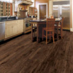 Horizen Flooring presents to you a picture of an oak wide plank hardwood flooring, manufactured by Eagle Creek Floors. Color: Oak Gunstock