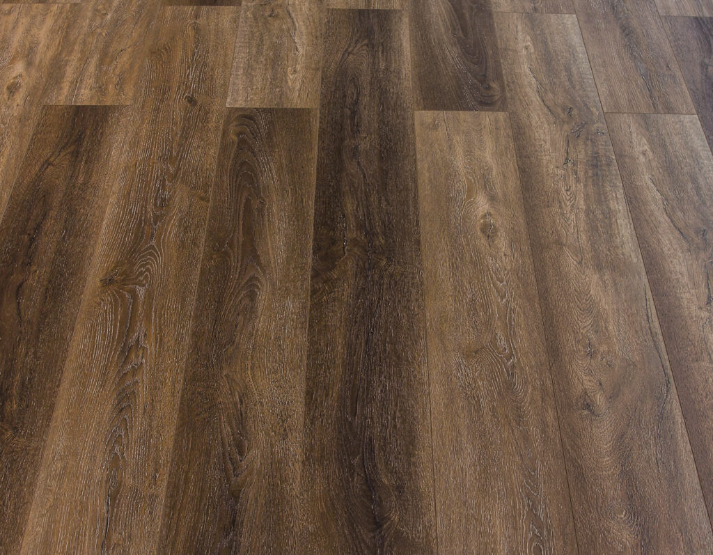 "Horizen Flooring presents to you a picture of a quality 7"" wide plank luxury vinyl SPC flooring. LW Flooring is widely reknowned for it's German adhesive and state of the art technology. Color Presented: Amethyst Cove - Riverstone Collection."