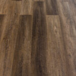 """Horizen Flooring presents to you a picture of a quality 7"""" wide plank luxury vinyl SPC flooring. LW Flooring is widely reknowned for it's German adhesive and state of the art technology. Color Presented: Amethyst Cove - Riverstone Collection."""
