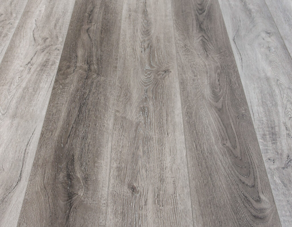"Horizen Flooring presents to you a picture of a quality 7"" wide plank luxury vinyl SPC flooring. LW Flooring is widely reknowned for it's German adhesive and state of the art technology. Color Presented: Moonstone Creek - Riverstone Collection."