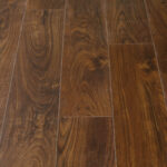"""Horizen Flooring presents to you a picture of a quality 7"""" wide plank luxury vinyl SPC flooring. LW Flooring is widely reknowned for it's German adhesive and state of the art technology. Color Presented: Sunstone River - Riverstone Collection."""