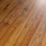 """Horizen Flooring presents to you a picture of a quality 7"""" wide plank luxury vinyl SPC flooring. LW Flooring is widely reknowned for it's German adhesive and state of the art technology. Color Presented: Topaz Lagoon - Riverstone Collection."""