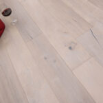 """Horizen Flooring presents to you a picture of a quality 7.5"""" wide plank Hard Maple Hardwood flooring. Product is smooth finished. LW Flooring is widely reknowned for it's German adhesive and state of the art technology. Style Presented: Champagne Hard Maple - LW Flooring Sonoma Valley Collection."""