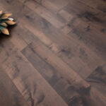 """Horizen Flooring presents to you a picture of a quality 7.5"""" wide plank Hard Maple Hardwood flooring. Product is smooth finished. LW Flooring is widely reknowned for it's German adhesive and state of the art technology. Style Presented: Lambrusco Hard Maple - LW Flooring Sonoma Valley Collection."""